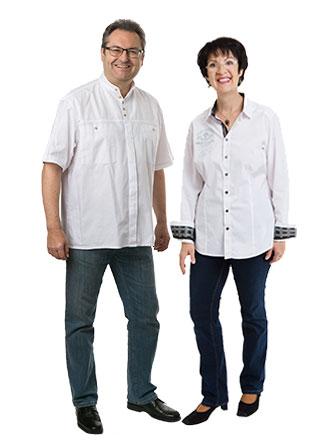 Wenzel und Marianne Grund